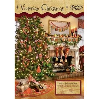 PATTERN VICTORIAN CHRISTMAS - ENGLISH VERSION