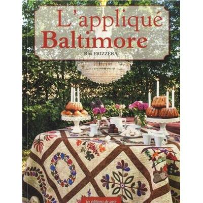 L'APPLIQUE BALTIMORE