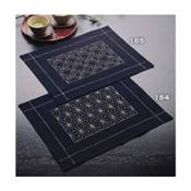 KIT OLYMPUS SASHIKO SET DE TABLE N°165 33 X 43 CM