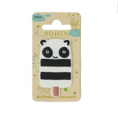 PATCH THERMOCOLLANT - PANDA - SOUS BLISTER