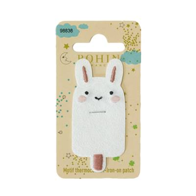 PATCH THERMOCOLLANT - LAPIN - SOUS BLISTER