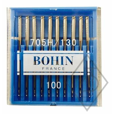 AIG MACHINE BOHIN AM705 N°100 - ETUI DE 10