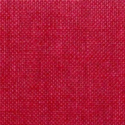 COUPON 50 X 70CM LIN 12 FILS ROUGE