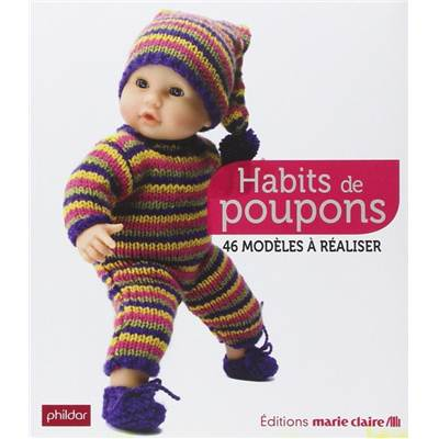 HABITS DE POUPONS