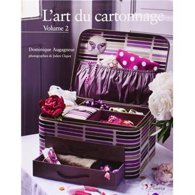 L'ART DU CARTONNAGE VOLUME 2