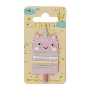 PATCH THERMOCOLLANT - LICORNE - SOUS BLISTER