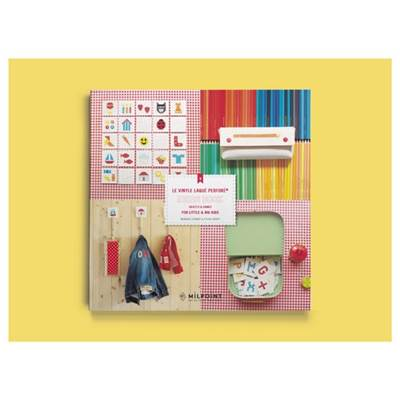 VINYLE LAQUE PERFORE IDEAS BOOK-OBJECTS & ACC. FOR LITTLE & BIG KIDS