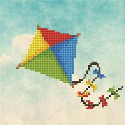 KIT DIAMOND ART DEBUTANT - KITE